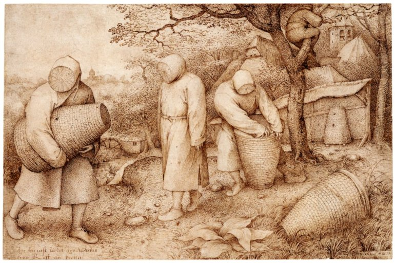 Bees beekeeping_Bruegel