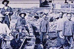 Chinese Rail Workers