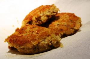 Fishcakes 1