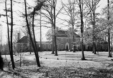 Mrs. Mary Randolph's Birthplace, Ampthill Plantation