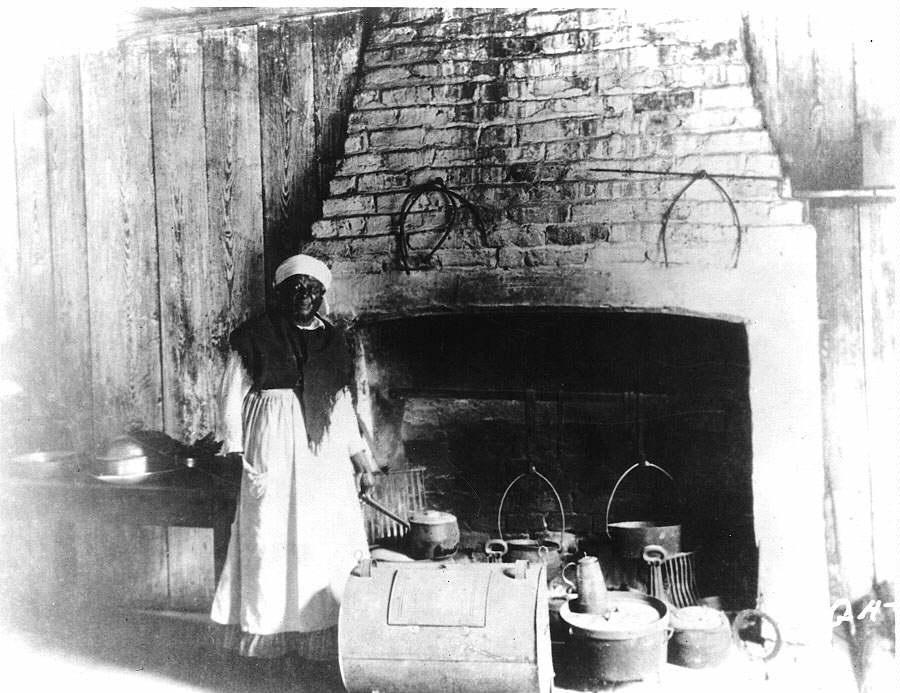 Slave Cook