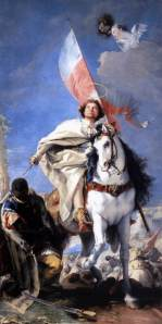 St. James the Greater by Tiepolo