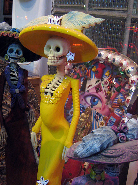 Day of the Dead 2009 post 5