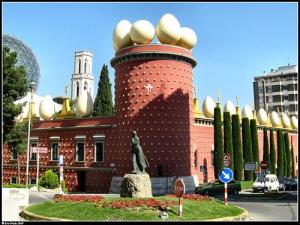 Dali Museum in Figueras, Spain