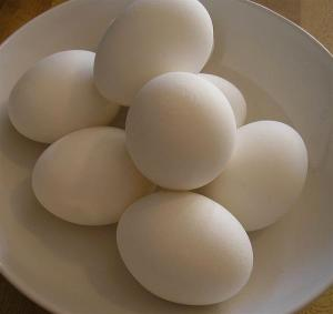 Eggs hard-boiled 2