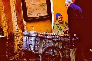 Eggs Morocco