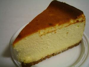 Cheesecake in the Style of New York