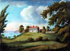 Mount Vernon, by Francis Jukes (1800)