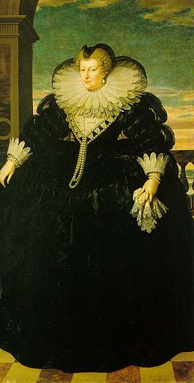 Feasting Maria de Medici
