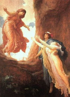 Frederic Leighton: The Return of Persephone (1891)