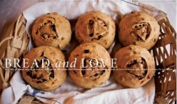Christmas Schenone bread and love