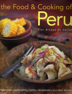 Peru cookbook