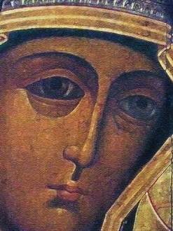 Russia Easter icon