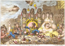 French cooks Hand-Writing-upon-the-Wall-Gillray