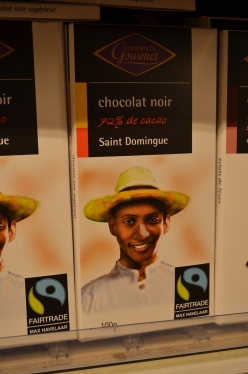 French cooks colonial chocolate