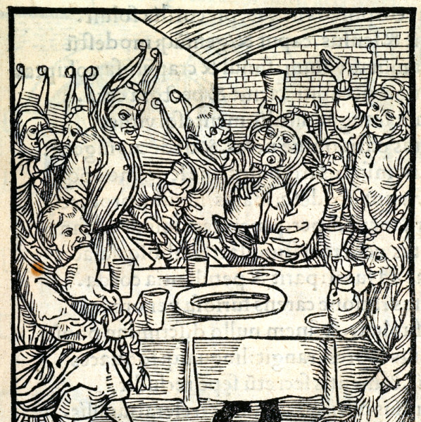 The Ancient Sin Of Gluttony Whats Really Behind The Shunning Of