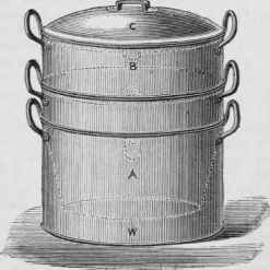 Captain Warren's Cooking Pot