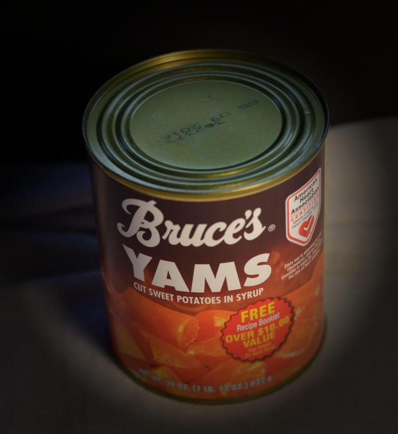 Bruce's Yams 2