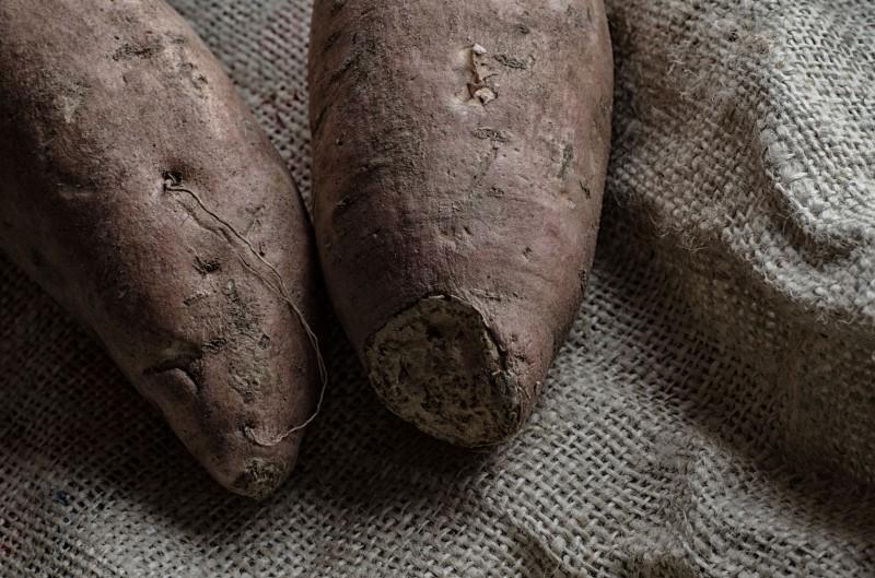 Sweet potatoes 1 dark contrasts