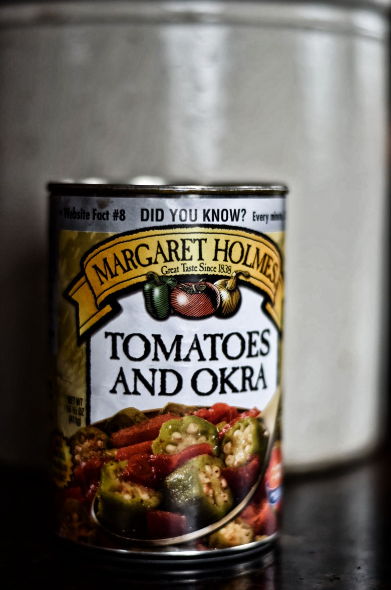 Margaret Holmes Okra and Tomatoes