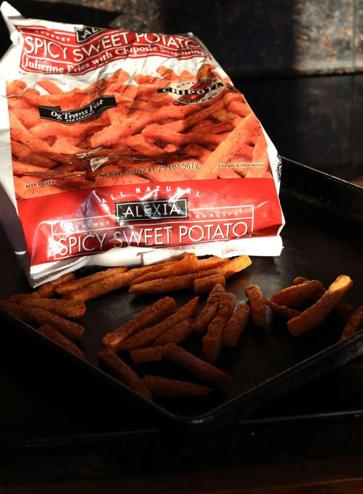 Sweet Potato Fries (Photo credit: C. Bertelsen)