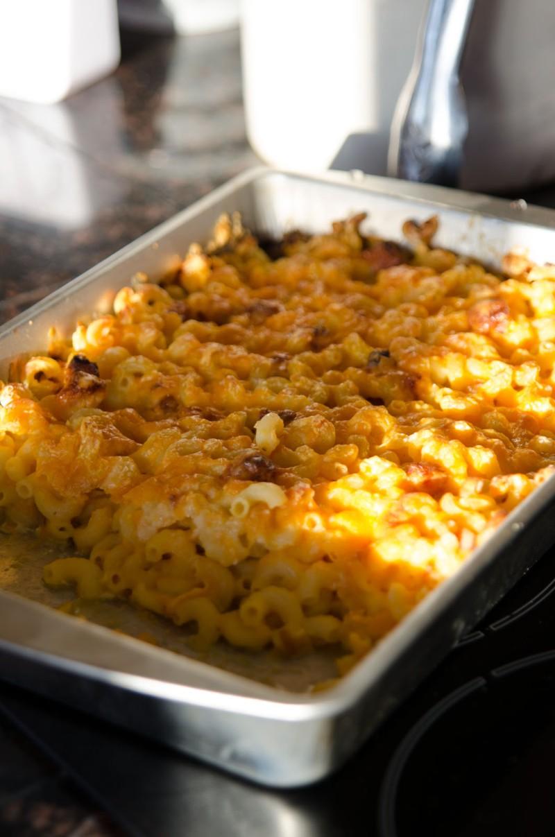 Mac n cheese 1