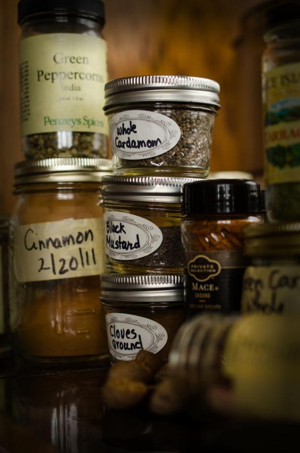 Spices vignette