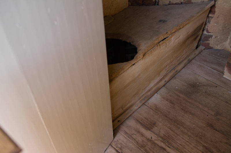 Jefferson's privy 2 rs