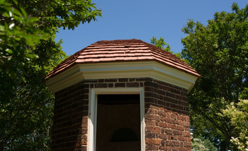 Jefferson's privy 4 rs