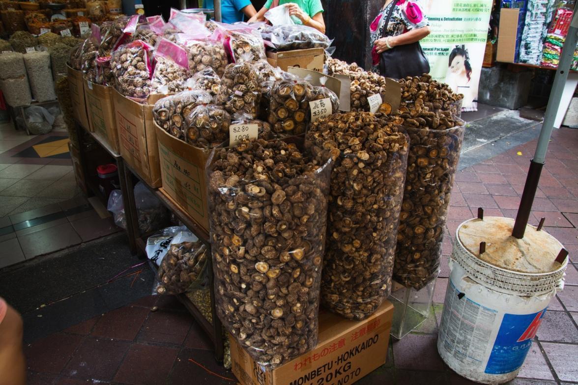 Mushrooms Singapore rs CE