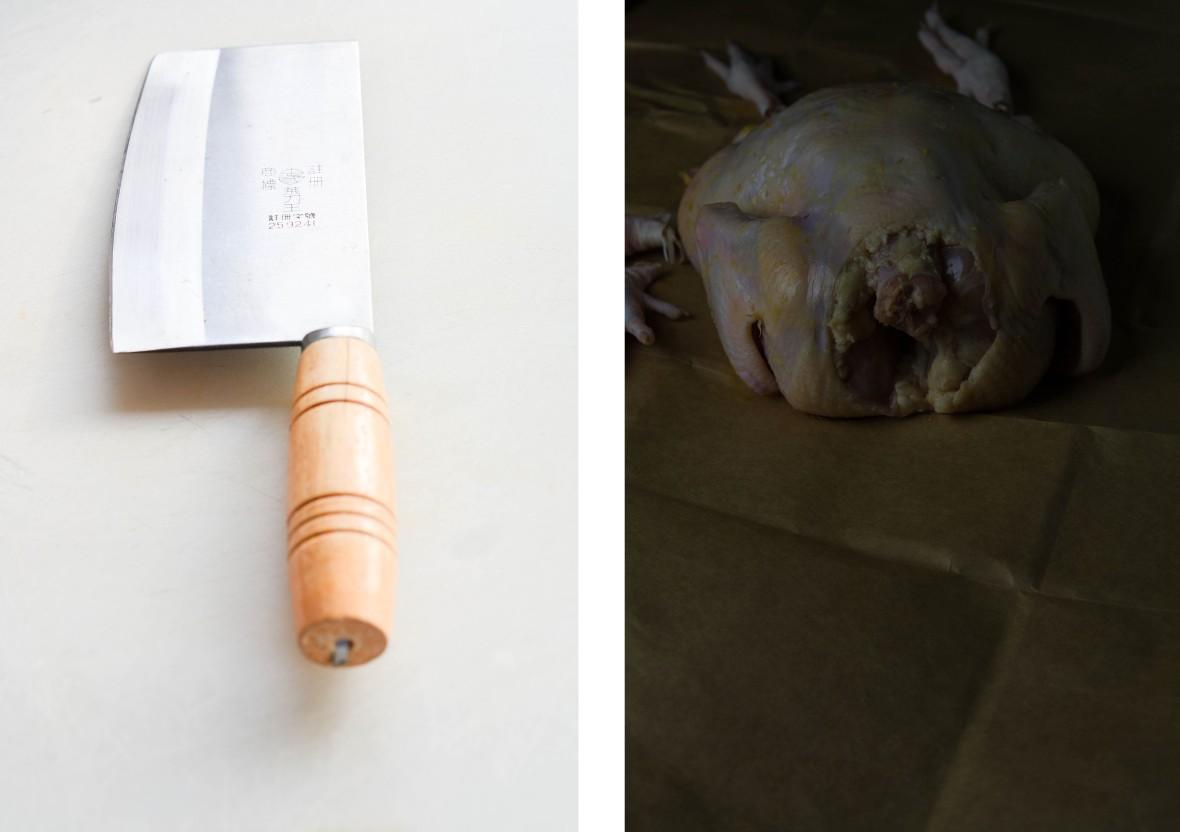 2 Cleaver Chicken montage