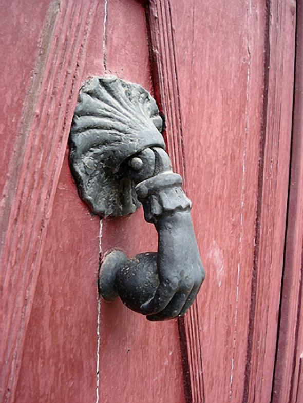 Hand of Fatima Bertelsen