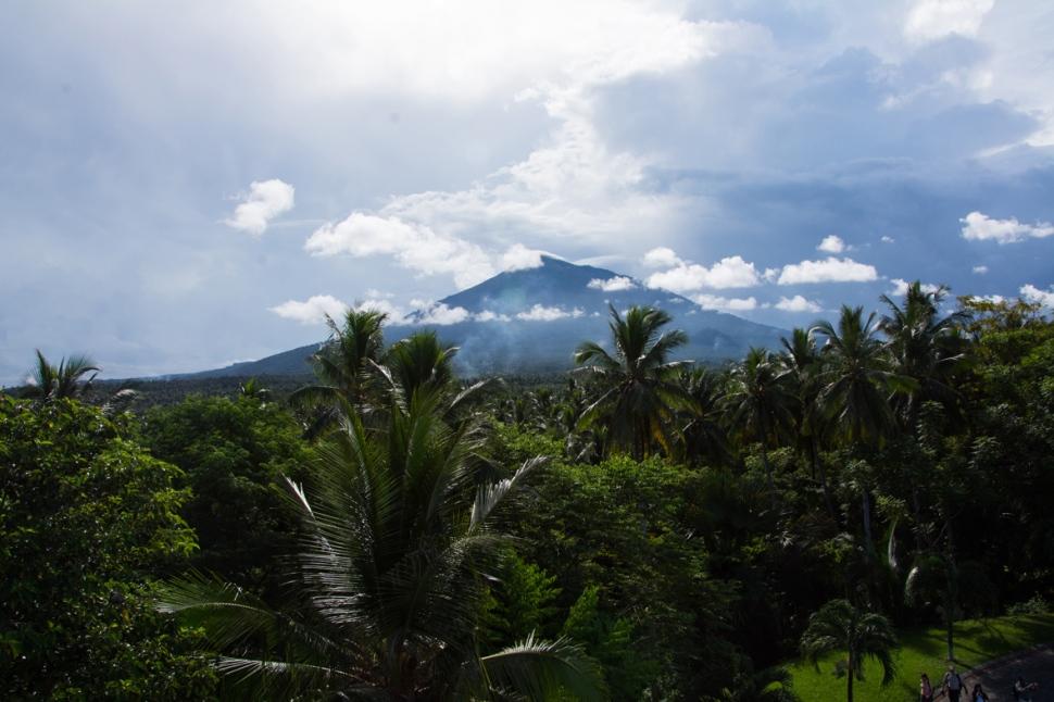 Volcano North Sulawesi