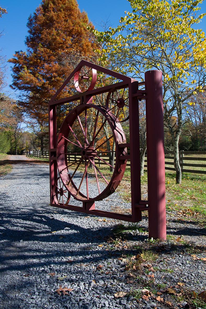 Glen Alton gate rs