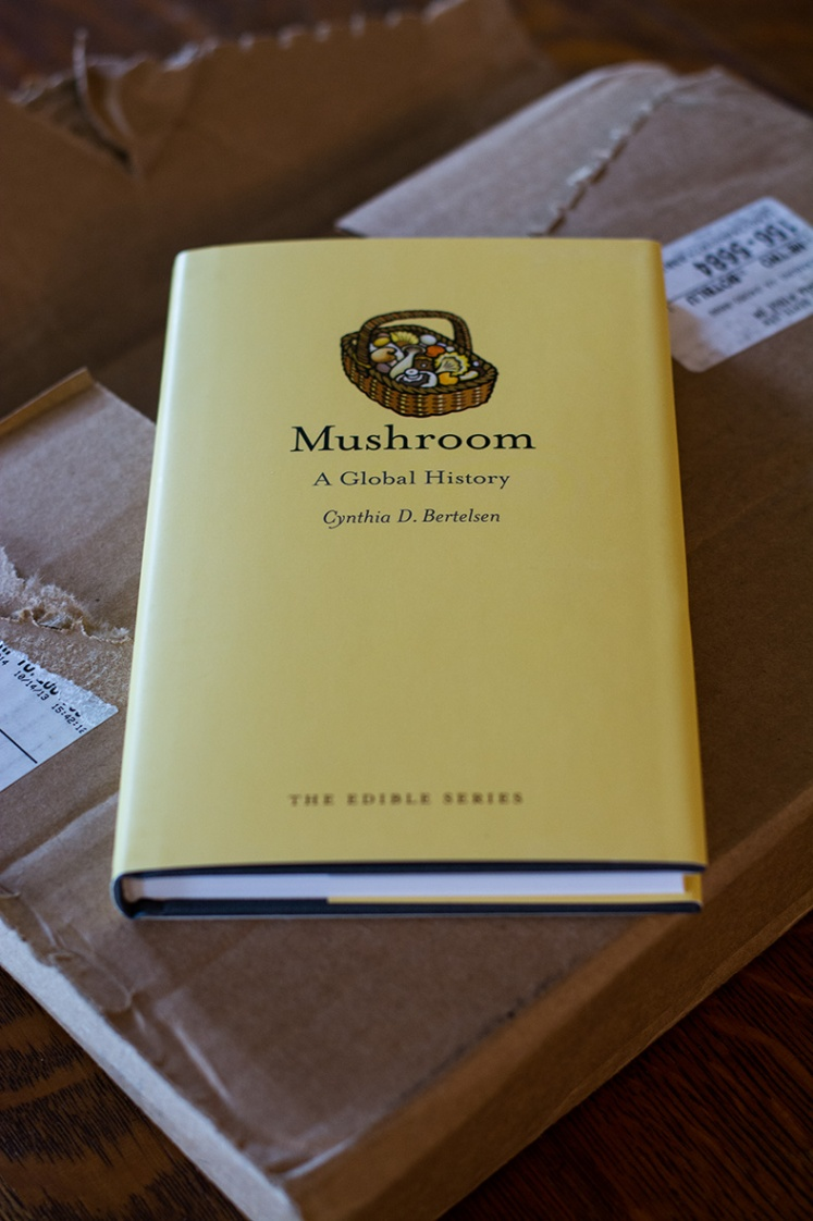 Mushroom book rs