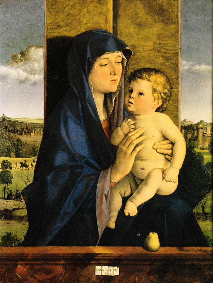 Madonna of the Pear