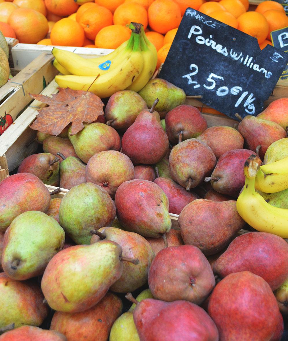 Pears France 2011