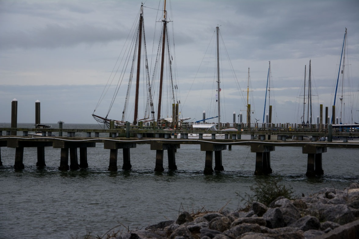 Ships Charleston