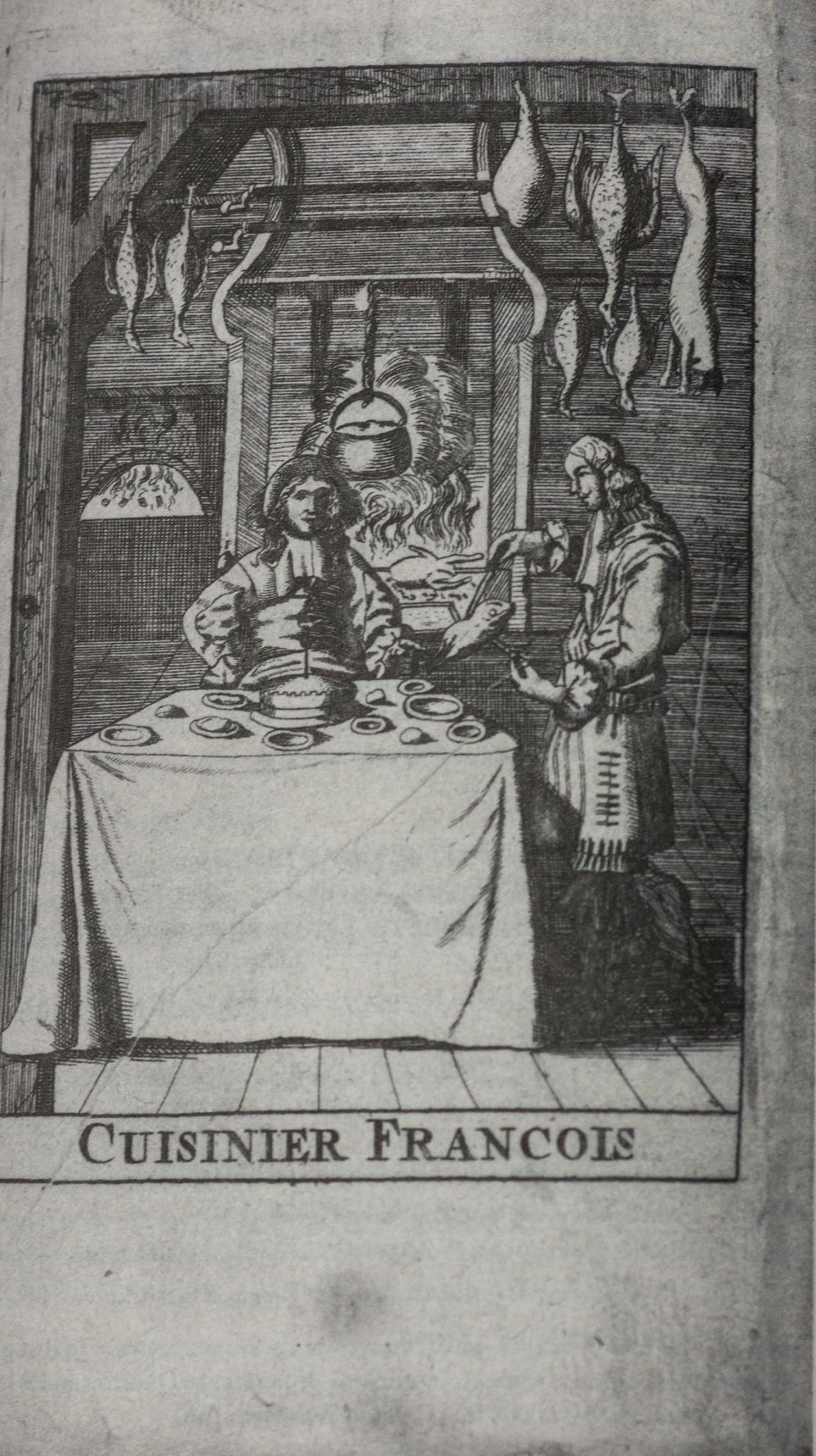 Cuisinier francois Varenne rs