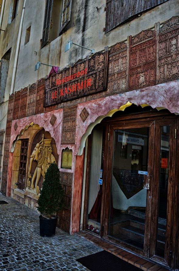 Kashmir restaurant Aix