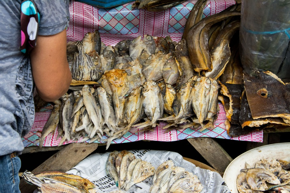 Fish in the market 1