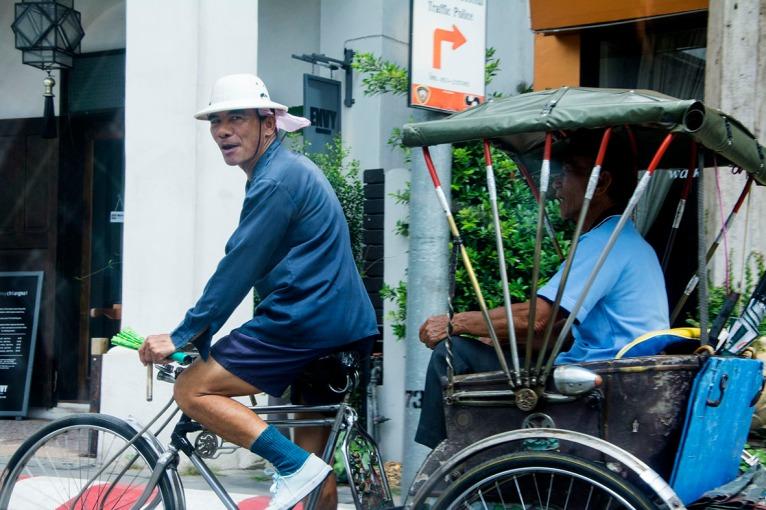 Tuk-Tuk, Bangkok (Credit: C. Bertelsen)