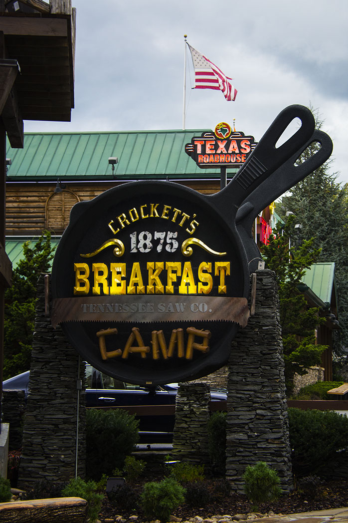Crockett's breakfast camp rs