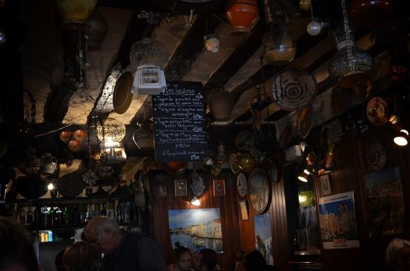 Left Bank Couscous place