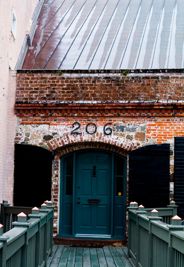 Doorway River St.