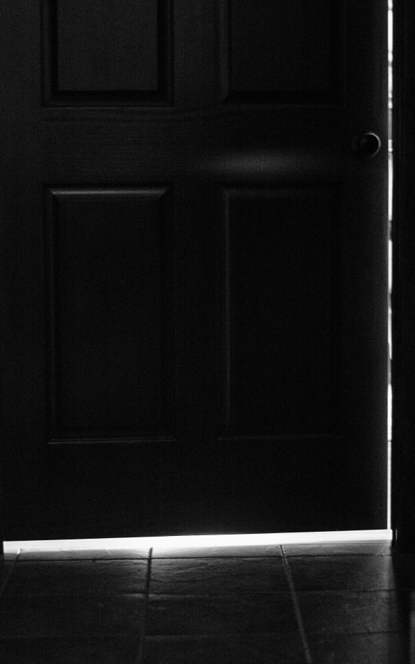 What's Behind the Door? (Credit: C. Bertelsen)