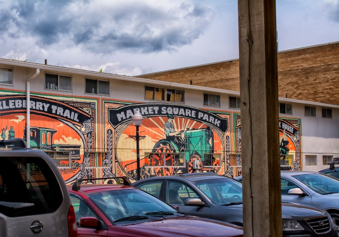 Market Square Park Street rs