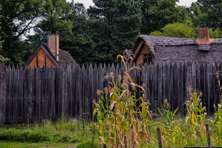 Jamestown fence rs