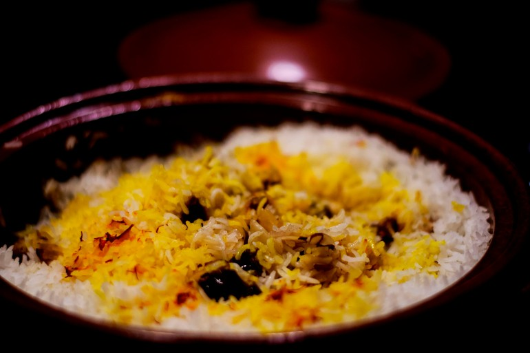 Persian rice rs