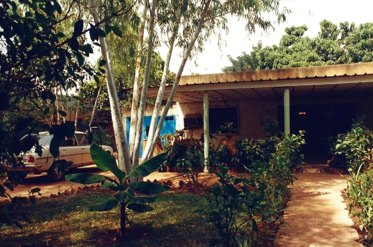 Africa Ouaga house 2